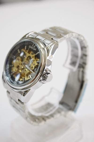 Đồng hồ cơ sắt MY031