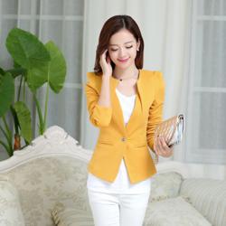 Aó khoác vest nữ kim cương akvn48 có sẵn có lót thân