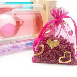 Túi thơm hoa khô hoa hồng hoa nhai hoa oải hương giá sỉ