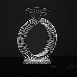Đèn 3d cảm ứng siêu hot tặng 20/10-quà tặng độc và đẹp