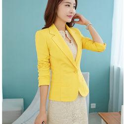 Aó khoác vest kaki akvn41 có 5 màu vàng xanh đen trắng hồng có săn - giá sỉ giá tốt giá sỉ