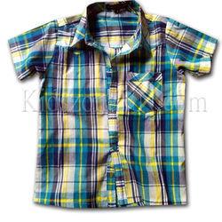 Áo sơ mi tay ngắn at-387a-60 bán sỉ quần áo trẻ em giá sỉ