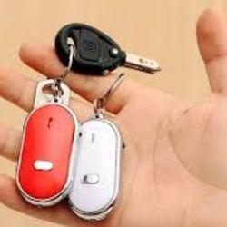 Móc chìa khóa huýt sáo thông minh