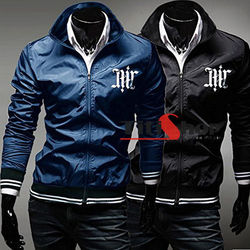 Áo khoác dù nam titishop akn238 hàng cao cấp có sẵn ( xanh và đen )
