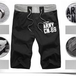 Quần short thể thao nam army