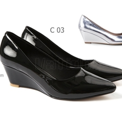 Giày cao gót đế xuồng c03