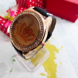 Đồng hồ đính hạt 066 - dh066 nữ