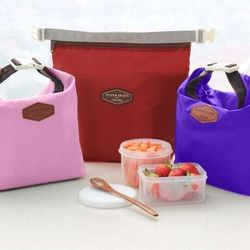 Combo 2 túi giữ nhiệt kiểu dáng hàn quốc