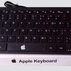 Bàn phím apple mini k1000 dây usb
