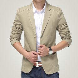 Áo khoác vest nam thời trang mk4048-s210