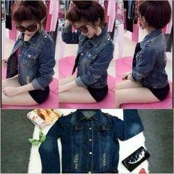 Zozoshop chuyên sỉ - áo khoác jeans xinh - kèm hình giá sỉ