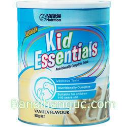 Sữa kid essentials dành cho bé nhẹ cân lười ăn giá sỉ
