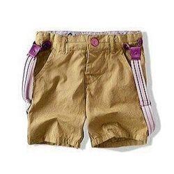 Q021 quần kaki lửng kèm dây belt cho bé trai giá sỉ