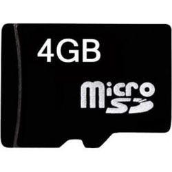 Thẻ nhớ 4g dành cho điện thoại ,mp3 máy nghe nhạc...