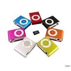 Máy nghe nhạc mp3 shuffle siêu nhỏ