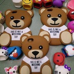 Ốp lưng gấu đứng cho iphone 4,5,6,6+ siêu đẹp