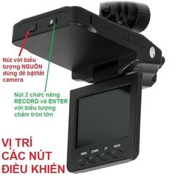 Camera hành trình hộp đen luôn lưu giữ bằng chứng hình ảnh sự cố