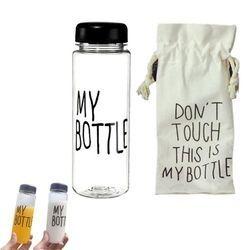 Bình nước my bottle có túi