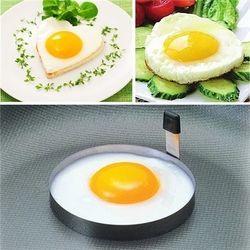 Combo 3 khung inox chiên trứng xinh xắn